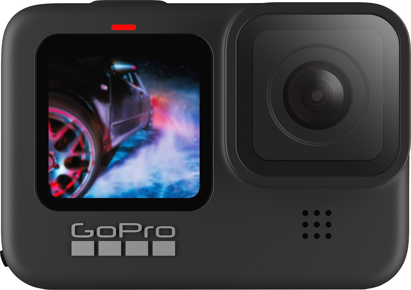 Экшн-камера GoPro HERO9 Black Edition (CHDHX-901-RW) экшн камера gopro hero8 black edition chdhx 801 rw
