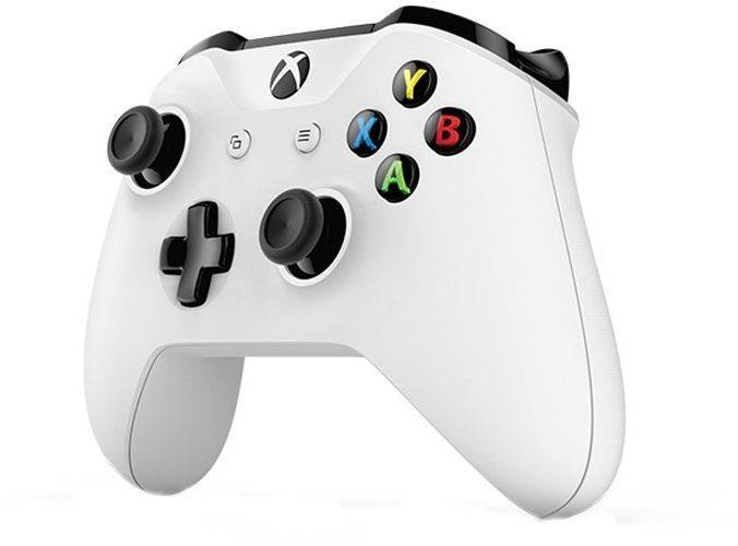 Геймпад Microsoft Xbox One Wireless Controller Белый