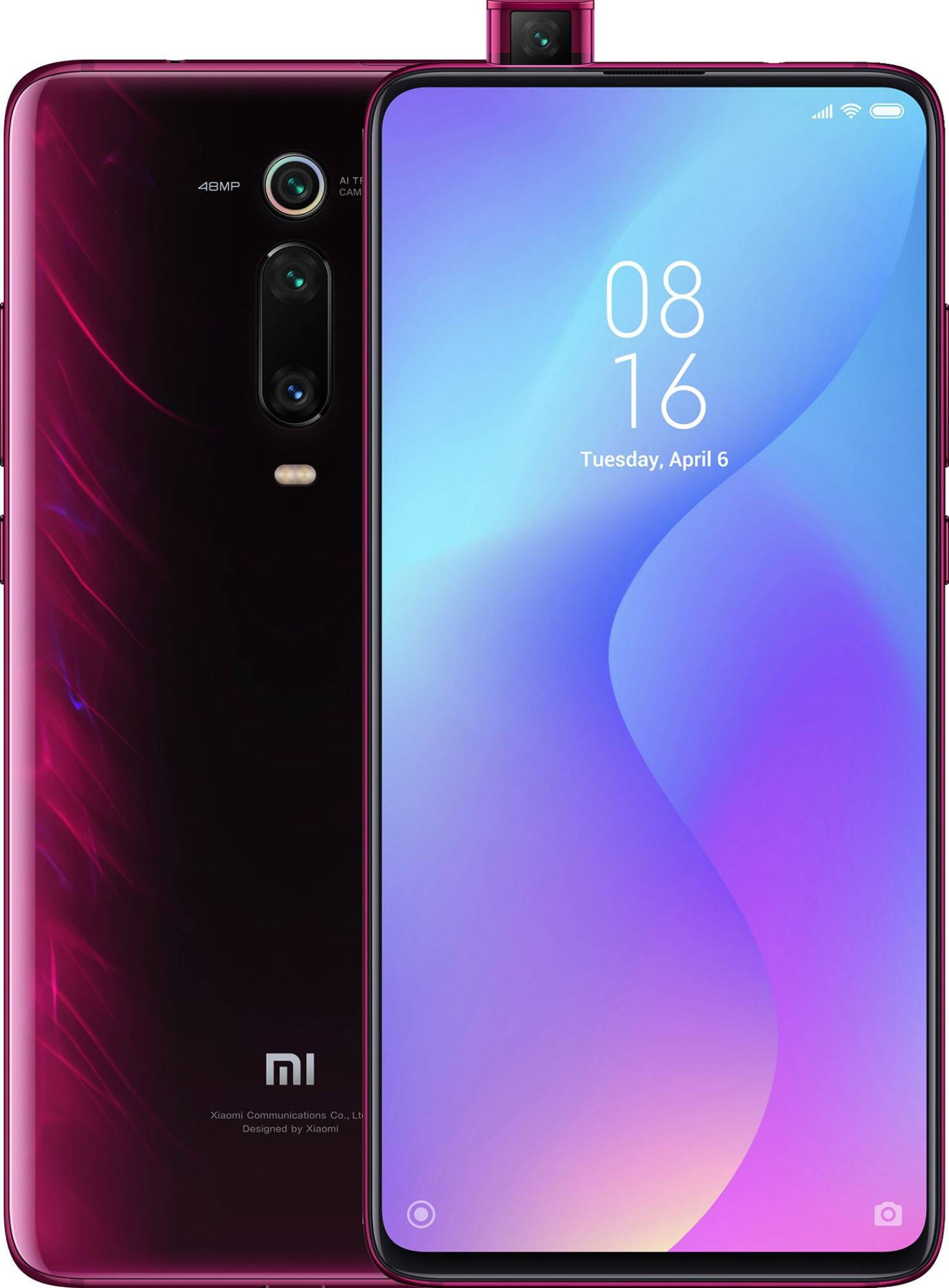 Смартфон Xiaomi Mi 9T Pro 8/256GB Red Flame (Красный)