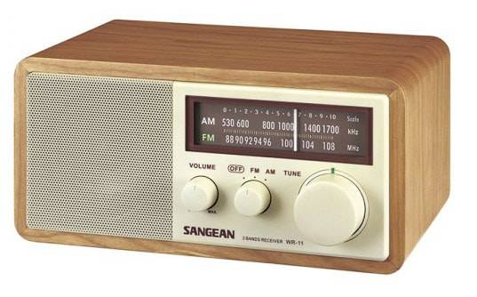 Радиоприёмник Sangean WR-11 Walnut
